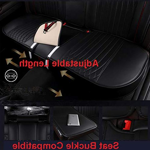 INCH Clean Seat Full Suede Backing Covers Adjustable for 95% Types of