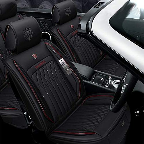 easy to clean pu leather car seat