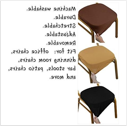 Boshen Spandex Chair Protector for Room Kitchen