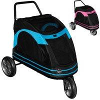 Pet Gear EPPG8600BOB Roadster Pet Stoller - Blue