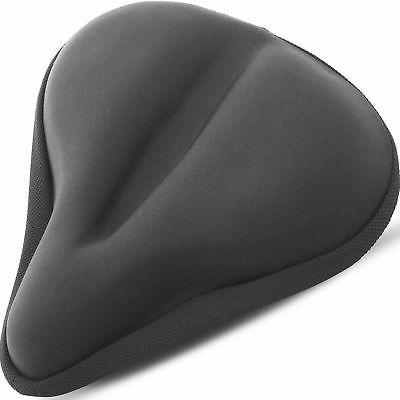 exercise bike gel seat cushion