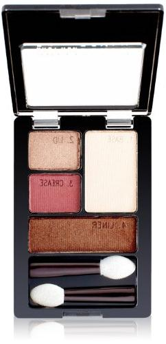 Maybelline New York Expert Wear Eyeshadow Quads, Designer Ch