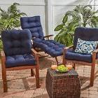 Greendale Home Fashions 72 x 22 in. Outdoor Chaise Lounge Cu