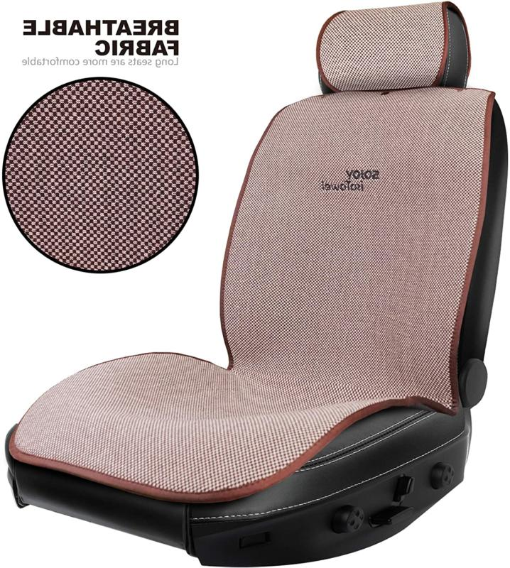 Sojoy Car Cover Breathable Cotton and Bu