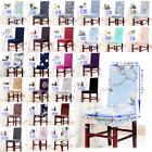 Living Room Banquet Wedding Dining Chair Covers Party Seat C