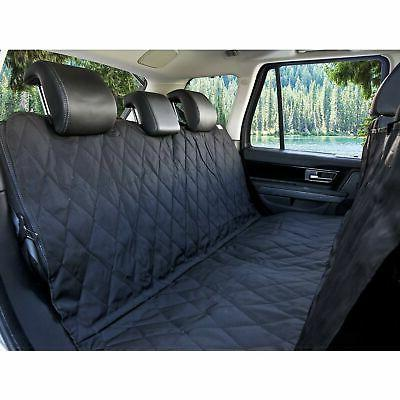 luxury pet car seat cover with seat