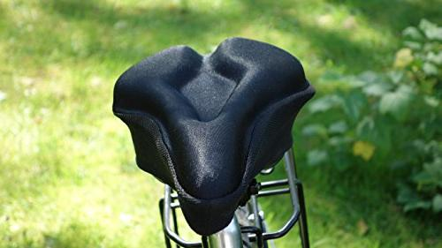 MOST Bike Seat Cover Seat Cushion - Outdoor Bikes Exercise. - Standard