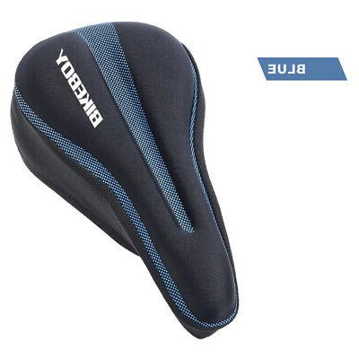 Mountain Comfort Soft Gel Pad Comfy Cushion Saddle Seat Cover Bicycle US