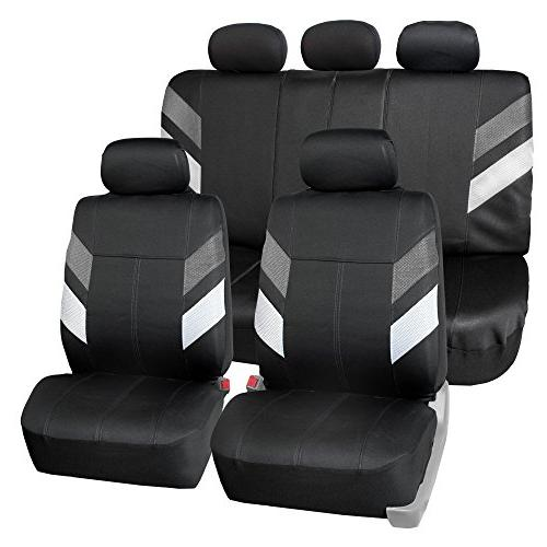 neoprene seat covers full set airbag safe