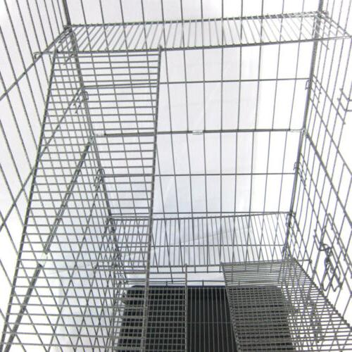 New Large Pet Cat Wire Cage For