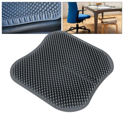 Grey Breathable Cushion Chair seat Pad USA