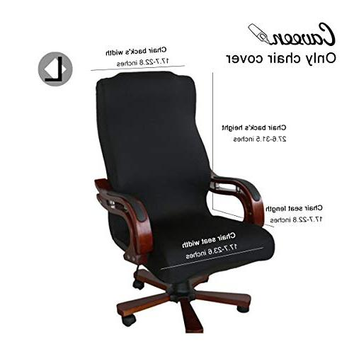 office chair cover computer