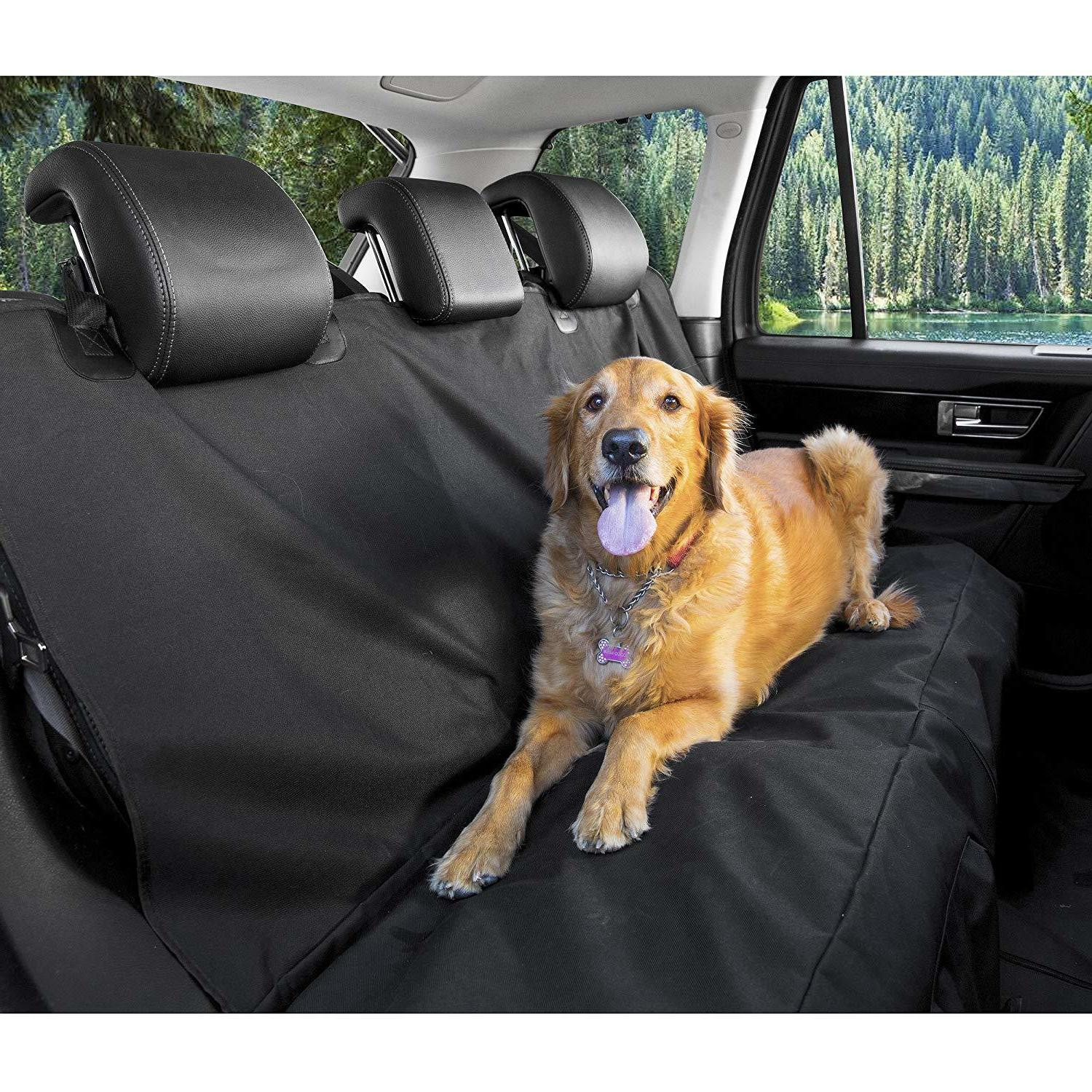 BarksBar Cover for Pet Seat Cover Cars