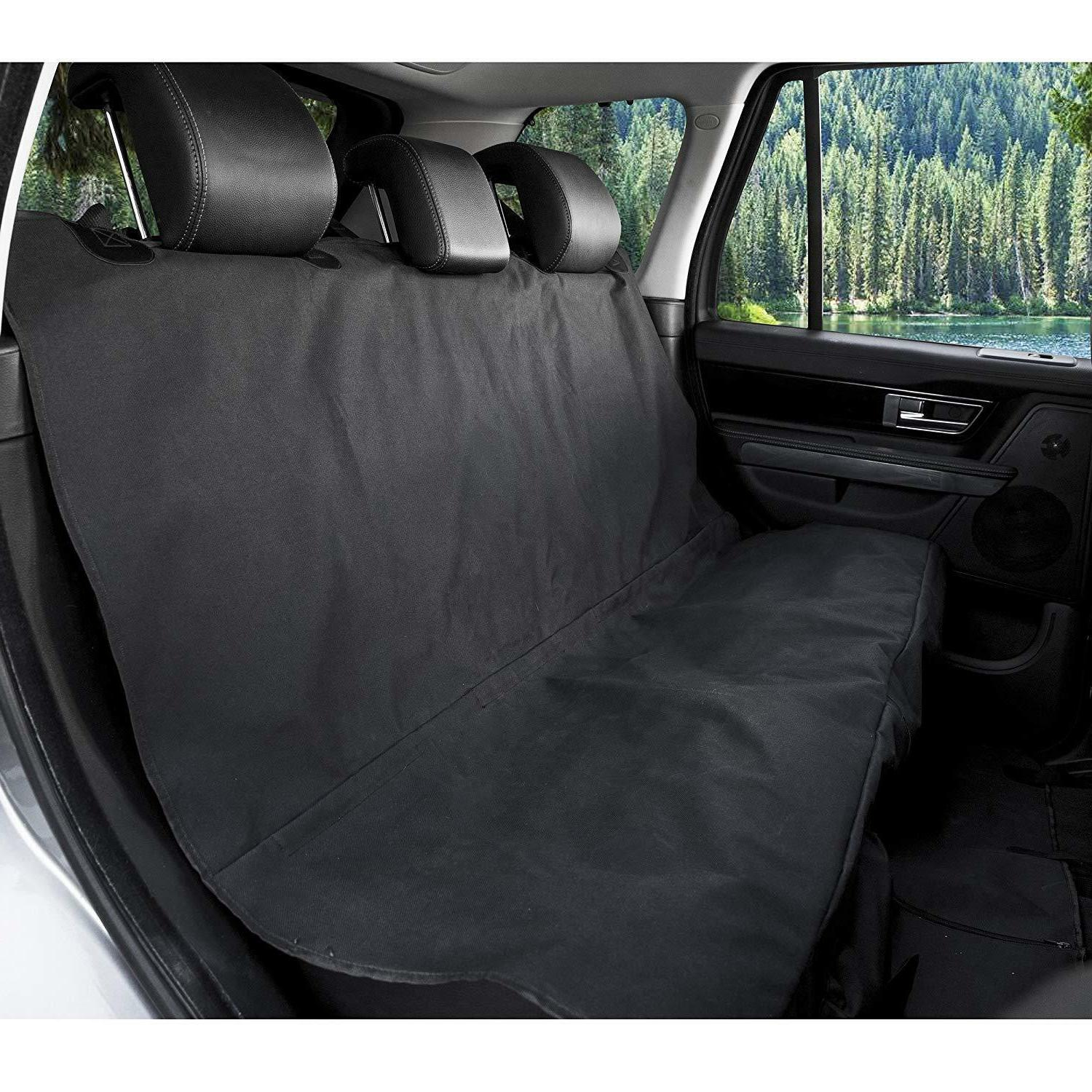 BarksBar Original Pet Seat Cover Pet Cover for Cars