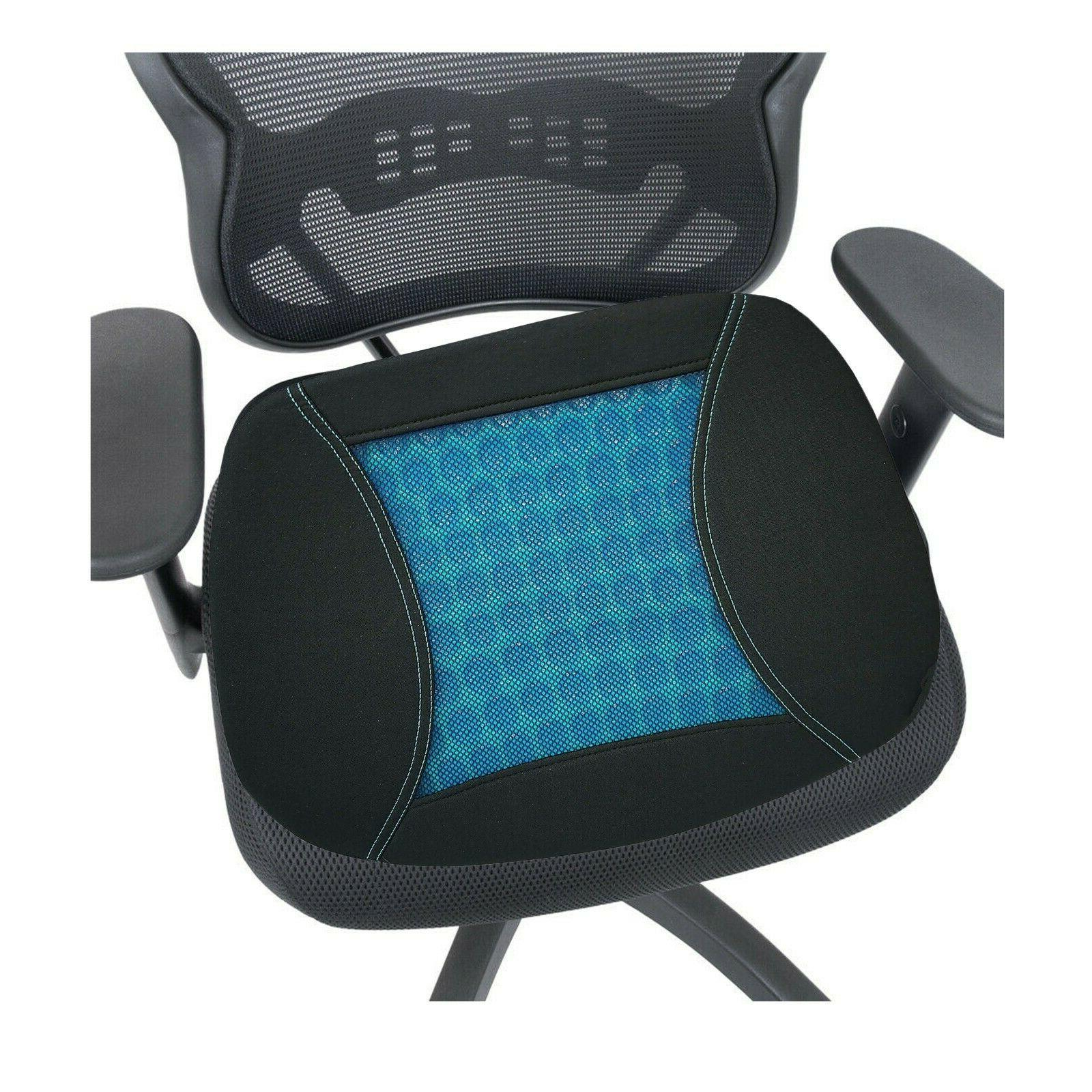 Orthopedic Gel Foam Seat Cushion Office