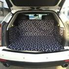 Oxford Pet Trunk Cargo Liner - Car SUV Van Seat Cover - Wate