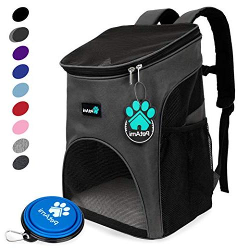 pet carrier backpack cats dogs
