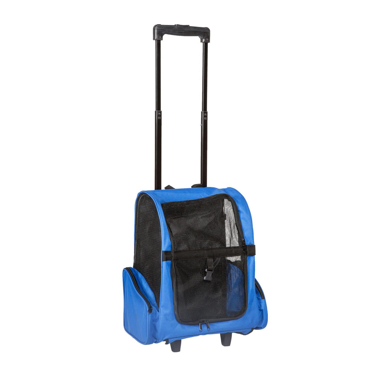 Pet Rolling Travel Wheel Luggage Airline pproved