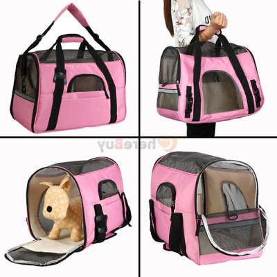Pet Large Cat/Dog Comfort Travel Bag Oxford Airline