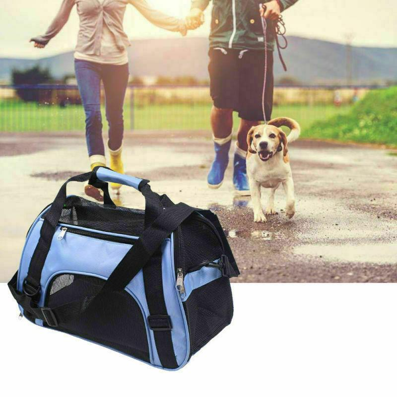 pet carrier soft sided small large cat