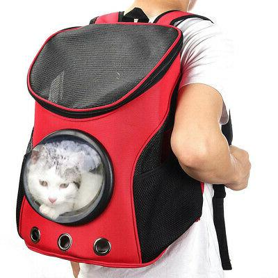 For Cat Travel Bag Astronaut Backpack Large