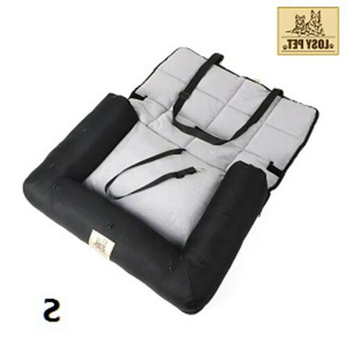 Pet Dog Seat Safety Carrier Cover Gear Bed Bag