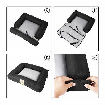 Pet Car Seat Safety Puppy Cover Bed Bag