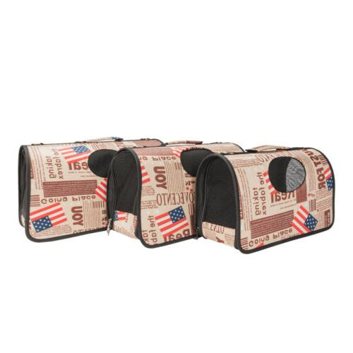 Pet Travel Totes Carry and Small Medium Large 3