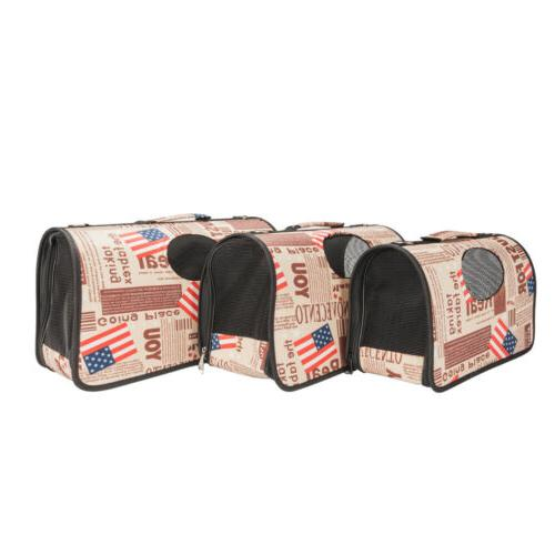 Pet Dog Carrier Travel Totes Carry and Medium Large Size