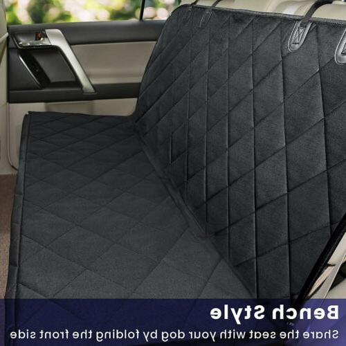 Pet Seat Dogs Car Back Protector Resistant Cushion