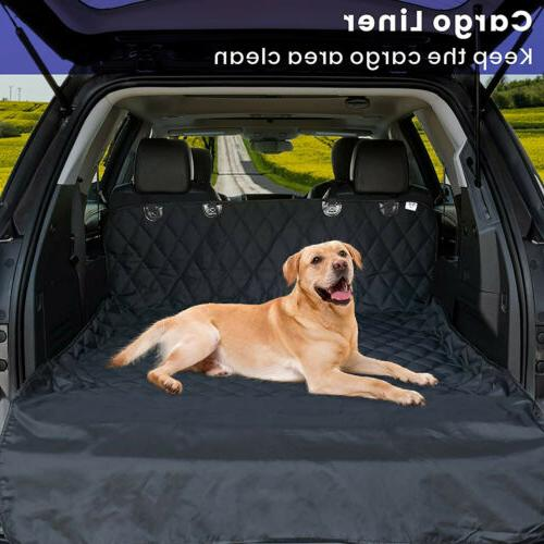 Pet Seat for Dogs Car Back Protector Cushion