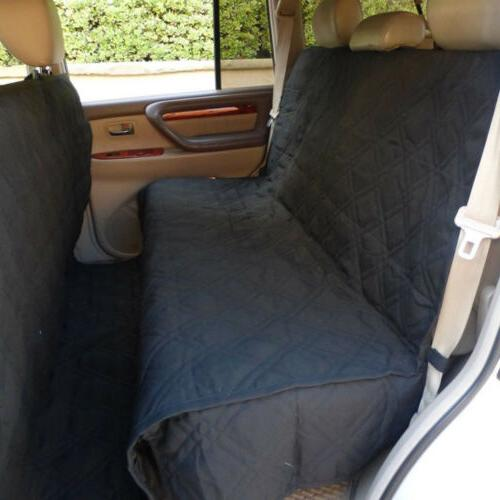 Pet Truck Van Car Cover Back Rear Mat Pad