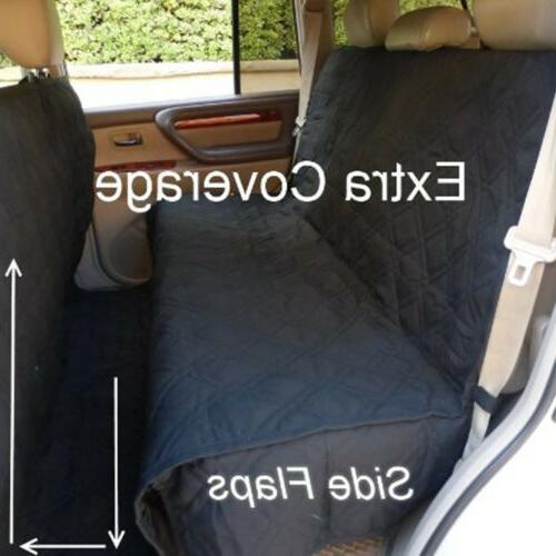 pet truck van suv car seat cover