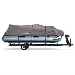 Classic Accessories Classic Pontoon Boat Cover - Charcoal Mo