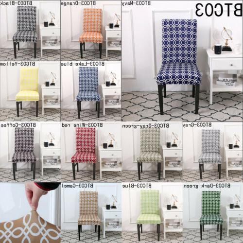 Printing Removable Cover Big Slipcover Modern Kitchen Seat Case