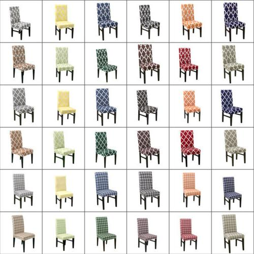 printing removable chair cover big elastic slipcover