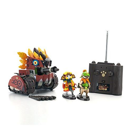 rc monster hunter action figure
