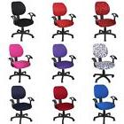 Removable Office Spandex Armchair Computer Swivel Chair Seat