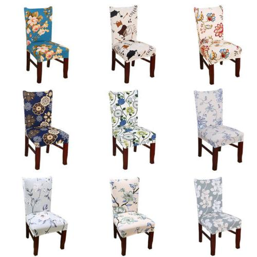 Removable Stretch Chair Cover Decor Dining