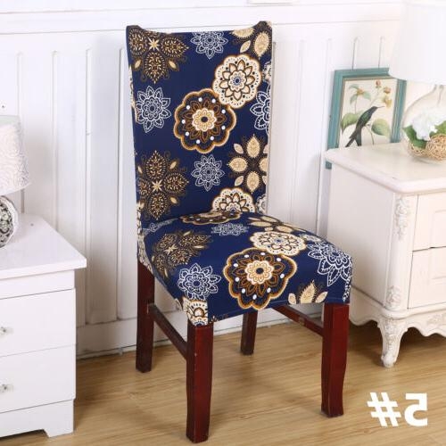 Removable Chair Cover Decor Dining Room