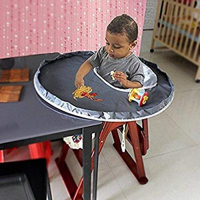 Willcome Restaurant and Home Baby Feeding Saucer High Chair