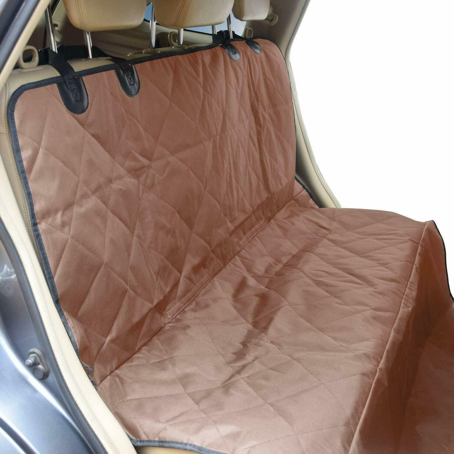 Seat Rear Back Waterproof -Brown