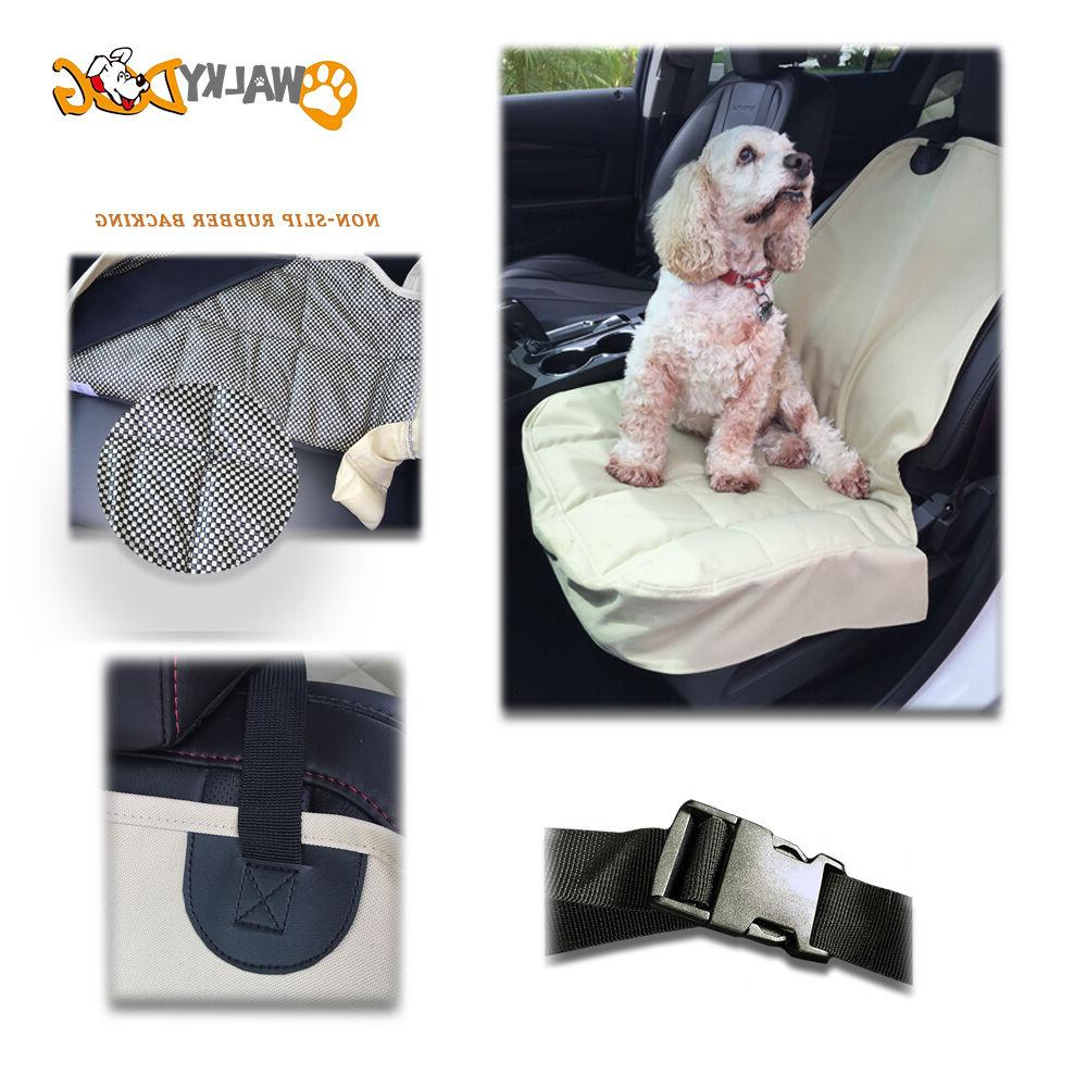 Walky Dog Seat Covers for Cars, Trucks and SUVs Front Seat T