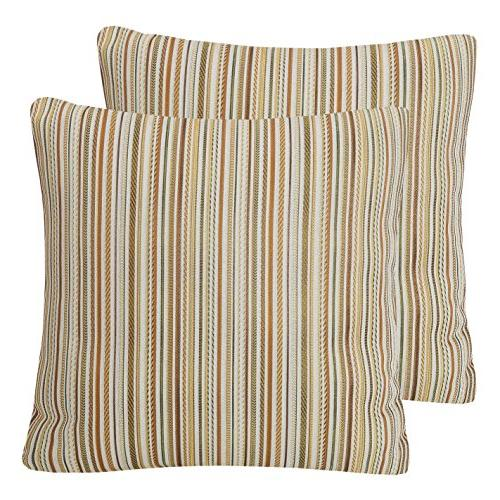 simpledecor throw pillow covers couch