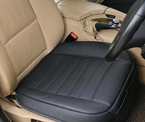 EDEALYN Soft PU Leatherette Front protection Seat cover x