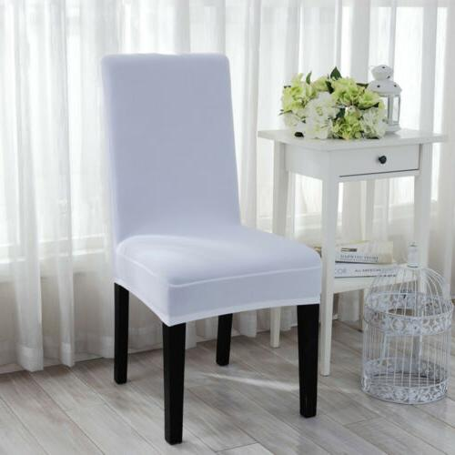 Spandex Wedding Chair Cover Party Decor Dining Seat
