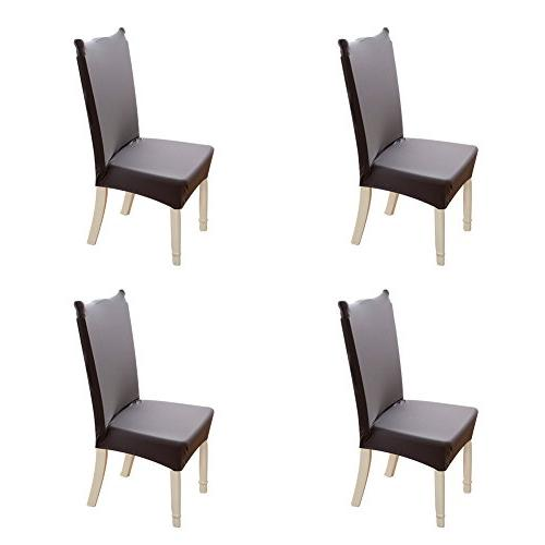 stretch dining chair slipcover removable