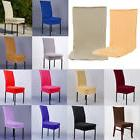 Stretch Spandex Dining Chair Cover Seat Restaurant Wedding S