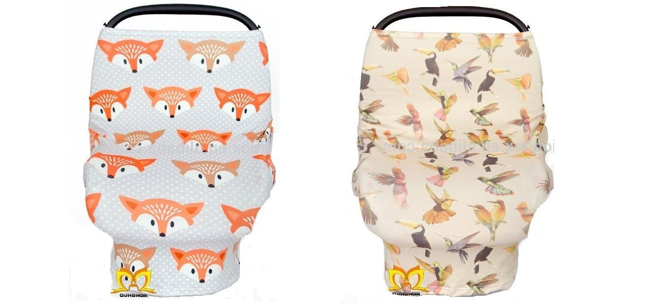 Stretchy Seat Canopy Unisex Animal Printed-Ships