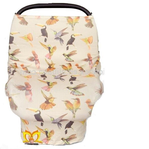 Stretchy Seat Canopy Unisex Multi Animal Printed-Ships